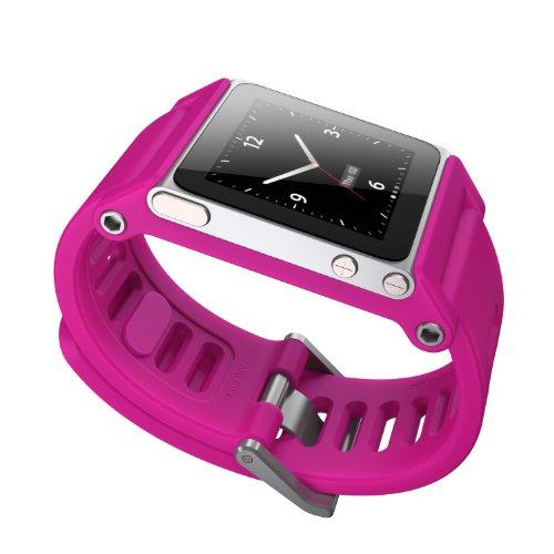 TikTok Uhrenarmband für iPod Nano, Magenta, 4151_Magenta