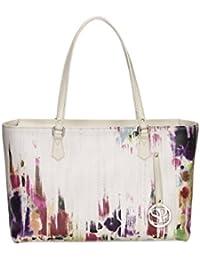 Satya Paul Women's Handbag (Beige)