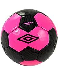 Umbro Viper Tamaño Mini pelota de fútbol rosa Negro de regalos 2