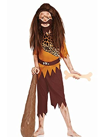 Stone Age Boy Child Costume