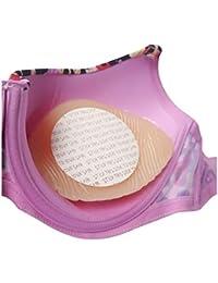 Jo Thornton – Cinta adhesiva de doble cara boobylicious (fija el relleno para los pechos a la piel, discos de 8 cm) transparente - 20 por paquete