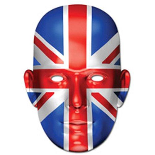 MASK-ARADE, MASKE Großbritannien-Flagge