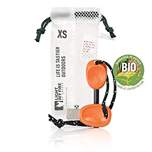 Light My Fire Unisex-Adult Rusty orange Swedish FIRESTEEL 2.0, NO Size