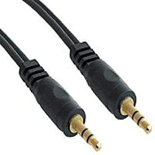 abilos Klinke Audio Stecker 3,5mm 1 Meter lang