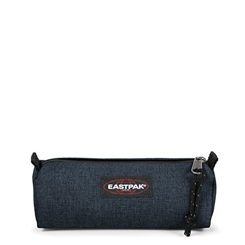 Eastpak Benchmark Single Federmäppchen, Triple Denim , EK37226W