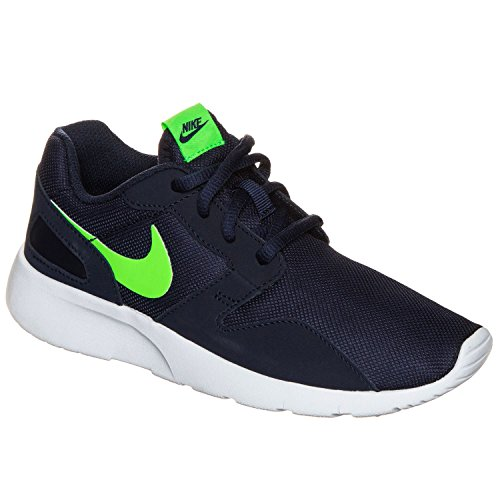 Nike Youths Kaishi Navy Synthetic Trainers 36.5 EU