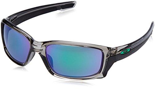 Oakley Herren OO9331 58 933103 Sonnenbrille, Grau, 61