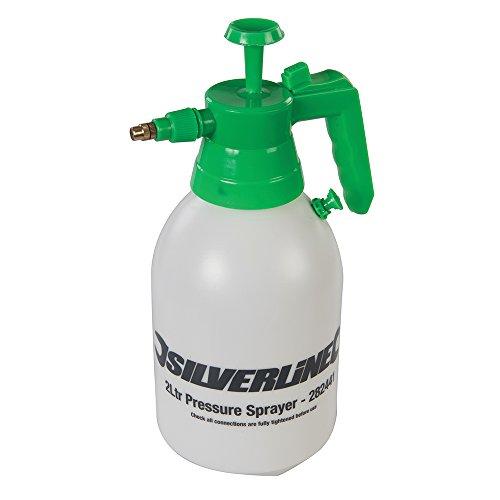 Silverline 282441 - Manguera con grifo pulverizador, Colores surtidos