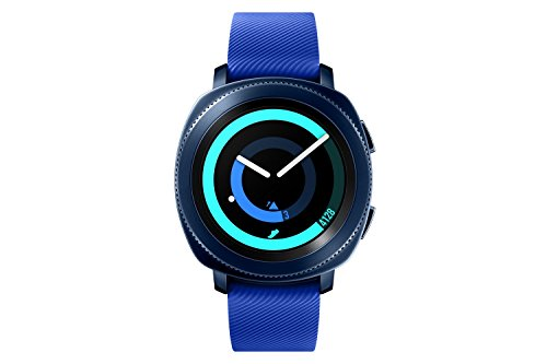 Samsung Gear Sport Smartwatch (Blue)