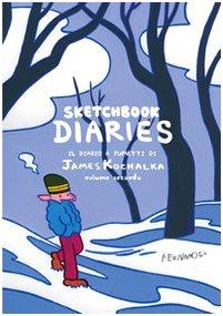 Sketchbook diaries: 2