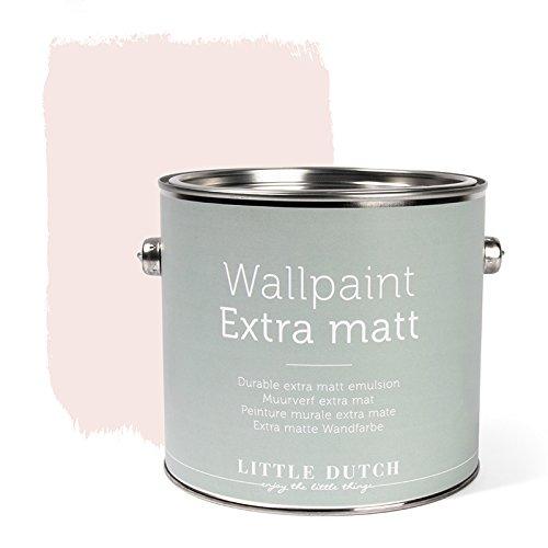 LITTLE DUTCH 8706 Wandfarbe matt adventure pink 2,5 Liter