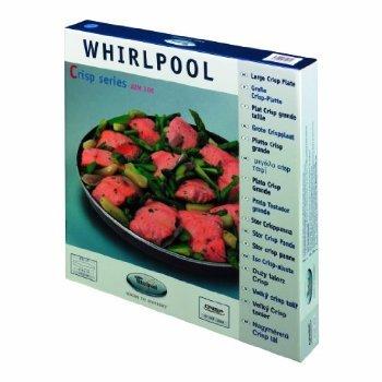 2 X Whirlpool AVM305 Piatto Crisp grande per forno a microonde