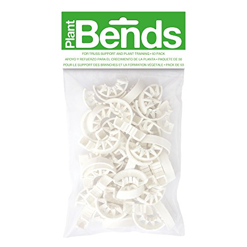 Plant Bends Supports de tiges par 50 - hydrogarden - 10-480-085