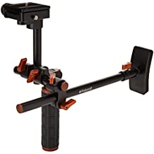 Polaroid sistema estabilizador de vídeo de soporte pectoral para cámaras DSLR y videocámaras