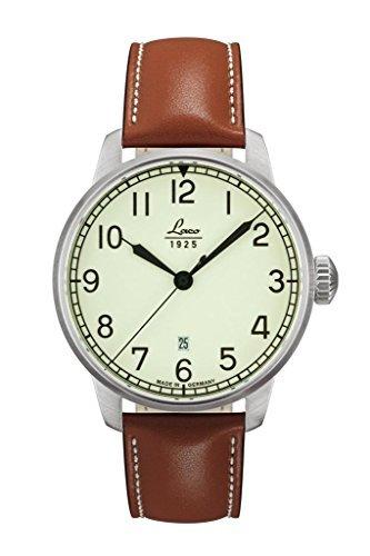 Laco reloj hombre Navy Miyota Luminous 861651