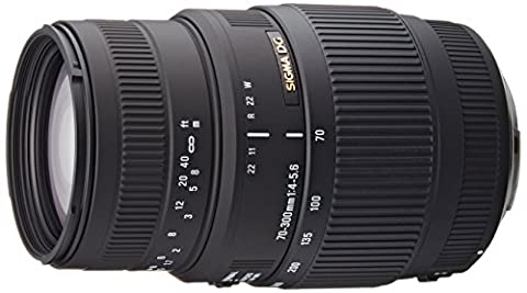 Sigma Objectif Macro 70-300 mm F4-5,6 DG - Monture Canon