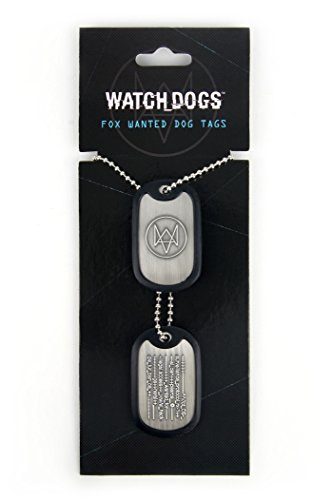 Watch Video (Watch Dogs Fox Wanted Dog Tags)