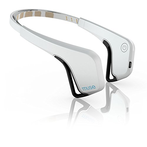 InteraXon Muse The Brain Sensing Headband - Color: White