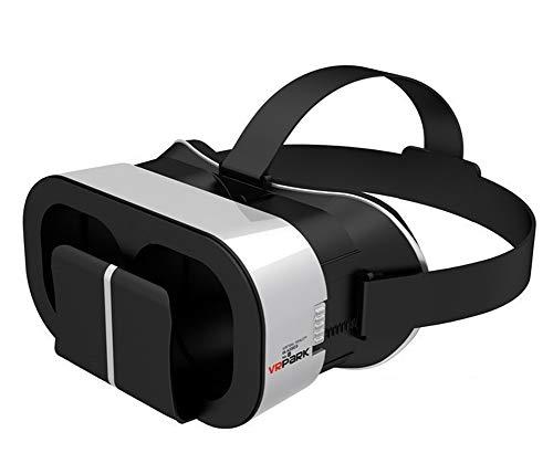 VR Glasses, Brille Virtuelle Realität 3D, geeignet für Videospiele 3D VR-Filme, kompatibel mit Allen Android-Smartphones