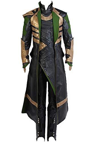 Kostüm Damen Loki - Manfis The Dark World Loki Whole Set Cosplay Kostüm Damen