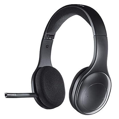 Logitech H800 - Auriculares de diadema abiertos...