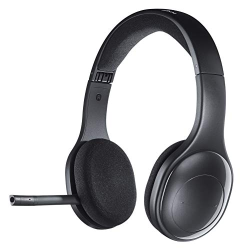 Logitech H800 Headset schnurlos schwarz (Tv , Usb Headset Wireless)
