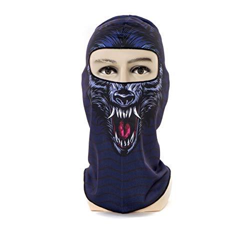 Preisvergleich Produktbild IOIOA Nahtlose Gesichtsmaske - Outdoor-Reitmaske,  Fahrrad,  Motorrad,  Windschutz,  Sonnenschutz,  Staubschutzmaske,  Kapuze, C