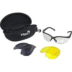 Viper Tactical gafas de misión. Ideal para Airsoft, tiro, caza y pesca