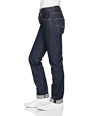 Levi's Men's 501 Tapered Fit Jeans