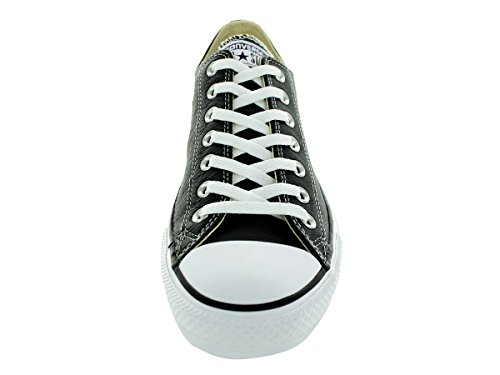 Lea Chuck Converse Erwachsene Core Taylor Black Sneaker Ox white Unisex qgqcvwtd