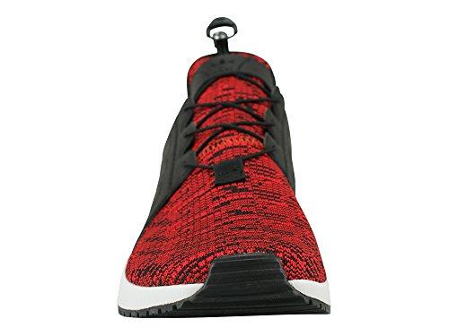 adidas X_plr, Scarpe Indoor Multisport Uomo rosso nero mélange