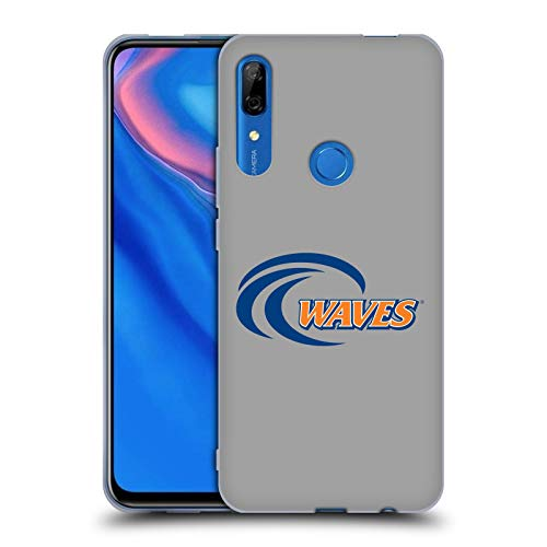 Head Case Designs Offizielle Pepperdine University Wellen Soft Gel Huelle kompatibel mit Huawei P Smart Z / Y9 Prime (2019) Pepperdine University