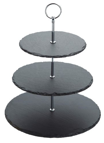 master-class-artes-slate-3-tier-cake-stand-serving-set