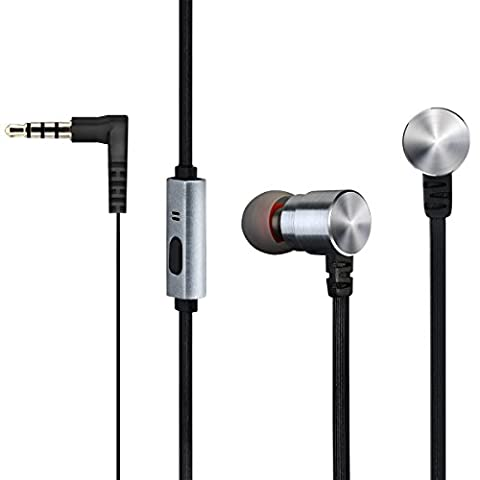 Mpow Wired Earphones, Stereo Premium 3.5mm In Ear Corded Earbuds
