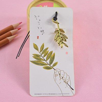 WEIAIXX Kinder Exquisite Geschenk Lesezeichen Kreative Niedlichen Baum Lesezeichen Tier Lesezeichen Bunte Blume Lesezeichen Mimosa