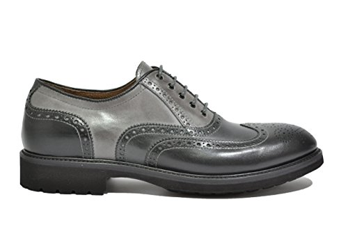 Nero Giardini Francesine scarpe uomo nero 4400 A604400U 41
