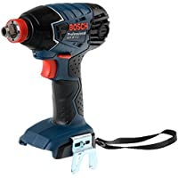 Bosch Professional GDX 18 V-LI Cordless Impact Driver (Without Battery and Charger) - L-Boxx