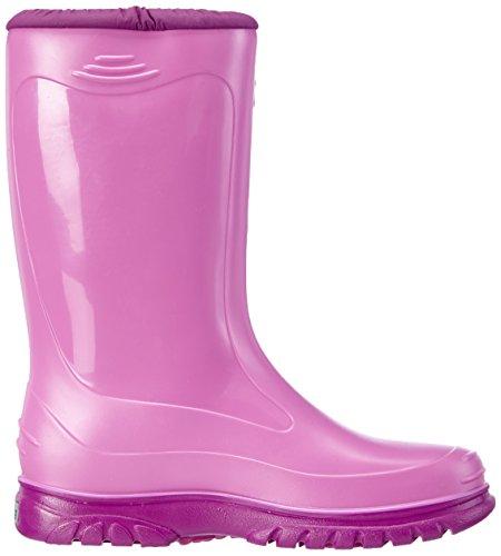 Romika Jupiter Unisex-Kinder Halbschaft Gummistiefel Pink (orchidee-fuchsia 570)