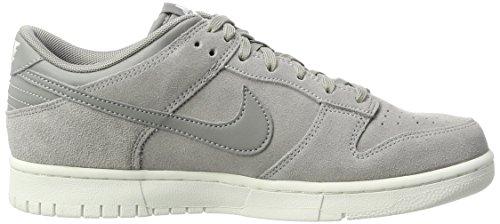 Nike Dunk Low, Chaussures de Gymnastique Homme, 47.5 EU Gris (Dust/dust Summit White)