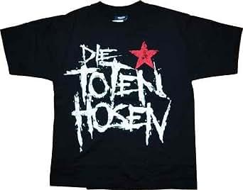 Die Toten Hosen - Musterbeispiel T-Shirt, schwarz, Grösse XXL