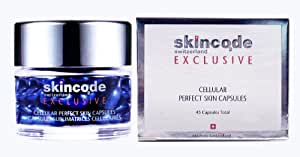 Skincode Exclusive Capsules Sublimatrices Cellulaires x45