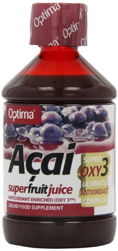 Optima Health Aloe Pura Acai Juice 500ml