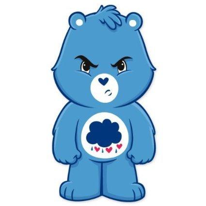 sticker-decal-grumpy-care-bear-bumper-sticker-american-greetings-76mmx152mm