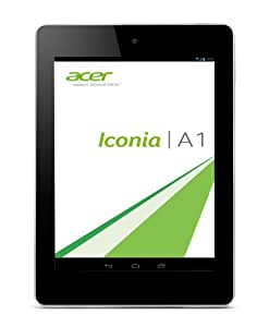 Acer Iconia A1-810 20 cm Tablet-PC weiß: Amazon.de