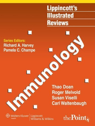 Immunology (Lippincott Illustrated Reviews Series) 1 Pap/Psc Edition by Doan MD, Thao, Melvold, Roger, Viselli PhD, Susan, Waltenbau (2007) Paperback