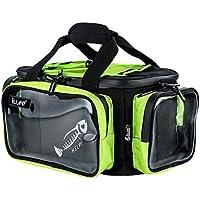 PUWEN almacenar Lure Bag Angel Dispositivo Funda Portable Outdoor Pesca Impermeable