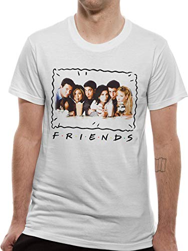 T-Shirt (Unisex-M) Milkshake (White) [Import anglais]