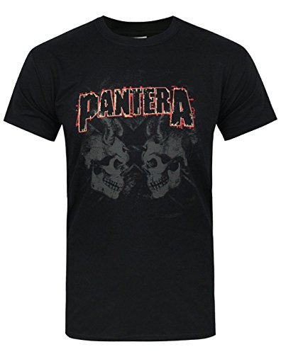 Uomo - Official - Pantera - T-Shirt (S)
