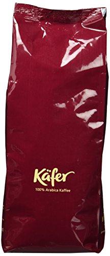 Feinkost Käfer Kaffee Arabica gemahlen, 1er Pack (1 x 500 g)