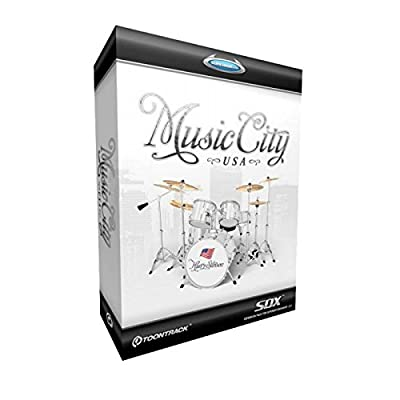 SDX Music City USA Superior Drummer Library